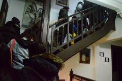 16.- Camino al segundo piso