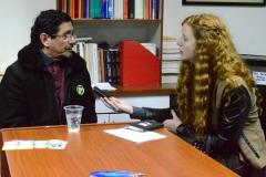 9.- Lautaro Videla entrevistado