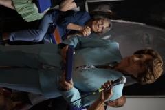 19.- Angela Jeria recibe por Dra. Michelle Bachelet