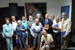 28.- Foto Grupal de Médicos