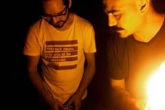 14 Marcelo Salinas y Julio Escobar, los creadores.