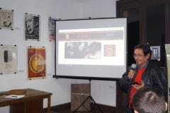 Lautaro Videla (Presidente Sitio de Memoria)