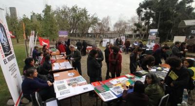 Diversos sitios de memoria del país participaron de la actividad