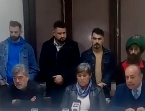 Familia Palma Salamanca interpone querella por amenazas de muerte