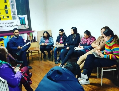 Conversatorio:  Conflictos de Derechos Humanos en Educación