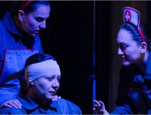 """2do Ciclo de Teatro """"De la Escena a la Memoria"""""""