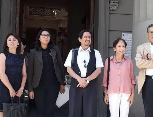 Contra la impunidad: Presentación de querella criminal realizada por sobrevivientes de Clínica Santa Lucía contra agentes civiles del ex recinto DINA