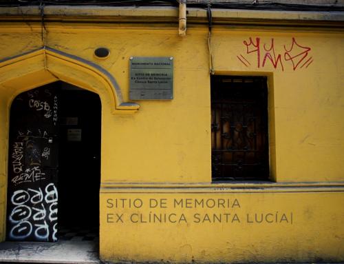 Sitio de Memoria ex Clínica Santa Lucía
