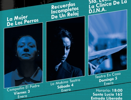 """2do Ciclo Teatral   """"De la Escena a la Memoria"""""""