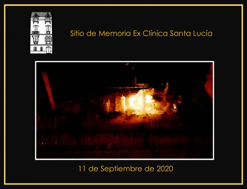 Conmemoración 11 de Septiembre- 2020